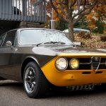 Alfa Romeo GTV 1969 restaurat
