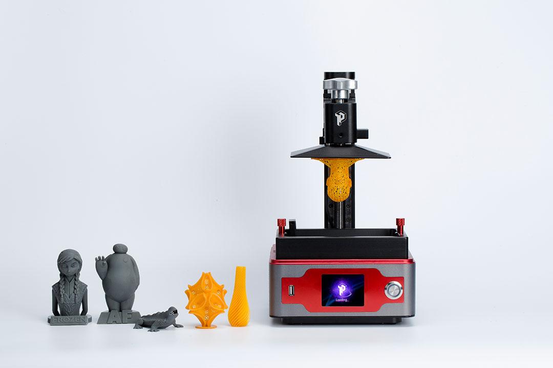Paladin este prima imprimantă 3D cu rășină accesibilă!