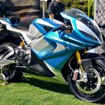 Cea mai puternică motocicletă electrică atinge 351 km/h!