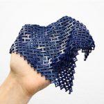 Chainmail pavează drumul către materialele ori hainele imprimate 3D!
