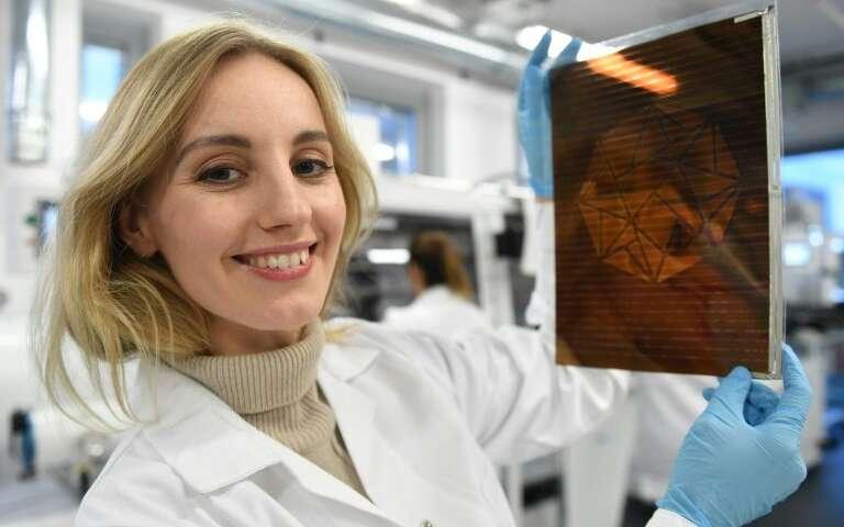Panourile solare imprimate cu cerneală inkjet vor revoluționa energia verde