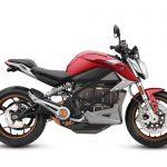 Zero a prezentat motocicleta electrică SR/F cu autonomie de 322 km