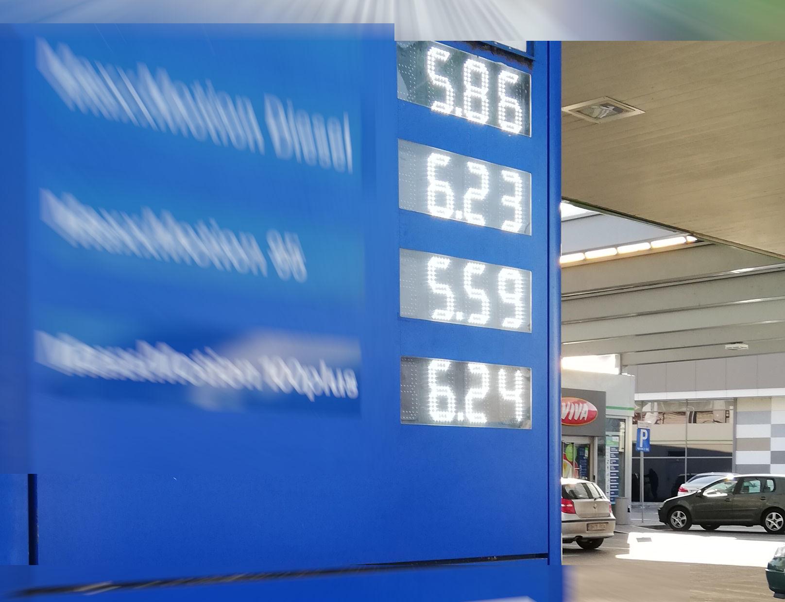 Protestez! Prețul la benzină și motorină nu este sustenabil pentru România!