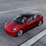 Tesla a lansat Modelul 3 în valoare de 35.000$, dar se comercializează doar online – oriunde în lume!
