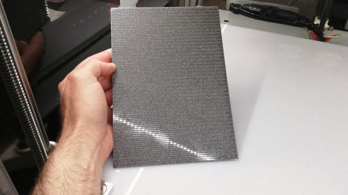 fainata imprimanta 3D