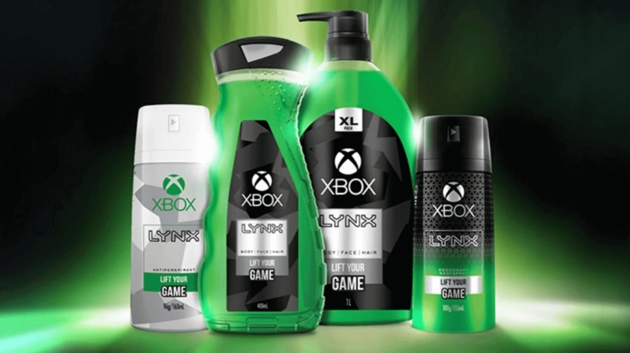 Miroși a XBOX la propriu! Compania își lansează propriile produse de igienă personală