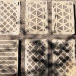 Imprimanta 3D concepută pentru construcția pavajelor din beton