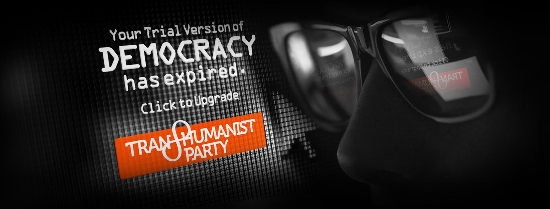 Partidul politic format de mișcarea biohacking