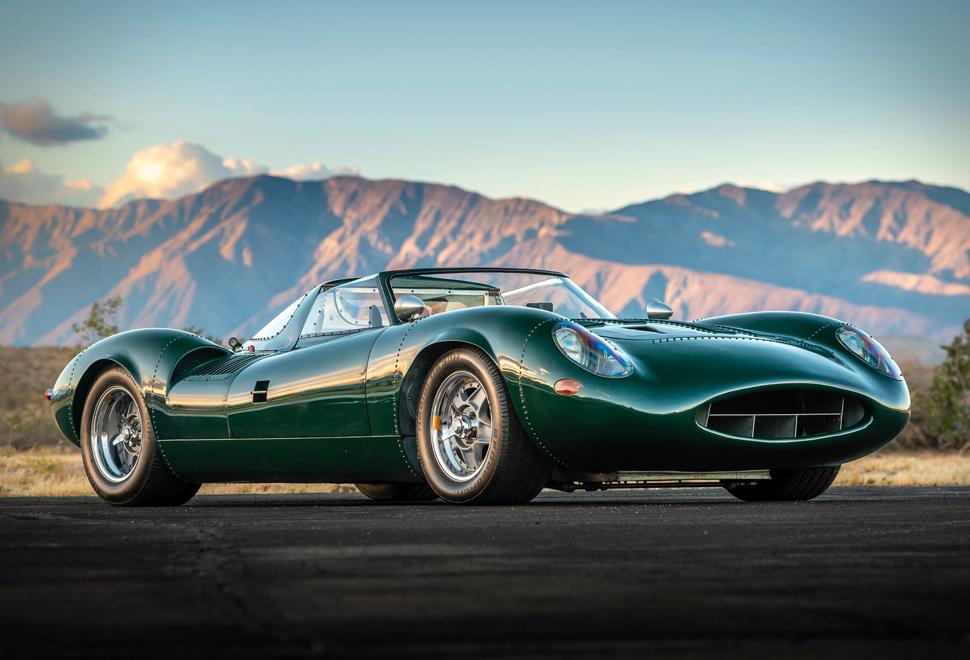 Un Jaguar XJ13 din 1966 a fost reconstituit