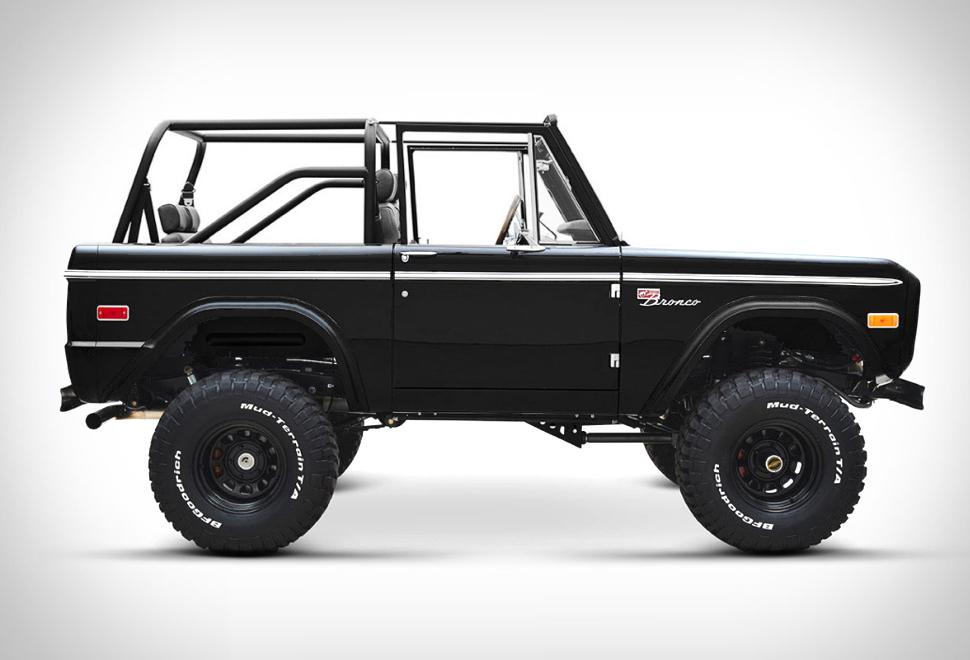 Ford Bronco Vail 1968, restaurat – dar nu vă grăbiți! 225.000 USD