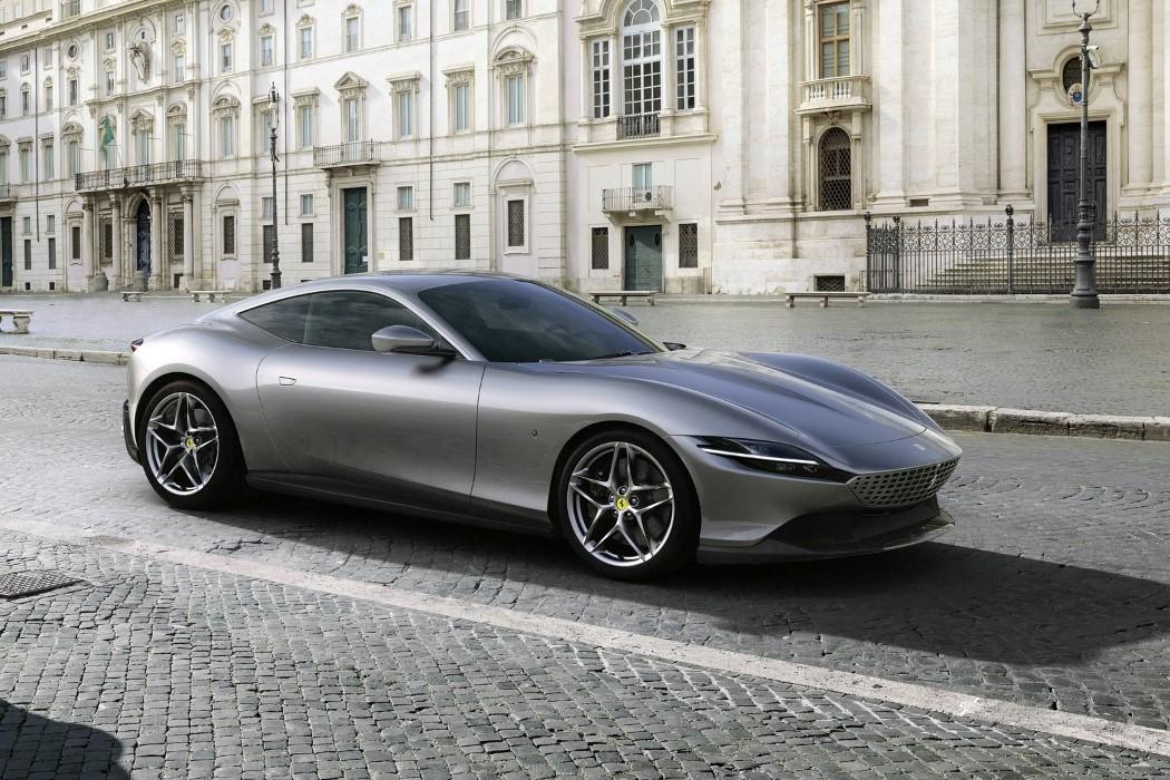 Ferrari Roma reușește să readucă la viață nostalgia anilor 1950