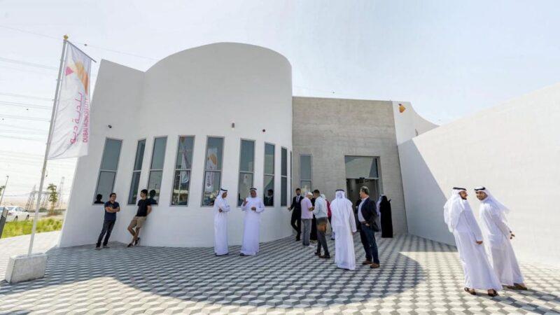 Cele mai mari clădiri imprimate 3D din lume sunt în Dubai