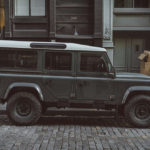 Land Rover Defender 110 realizat de Brooklyn Coachworks