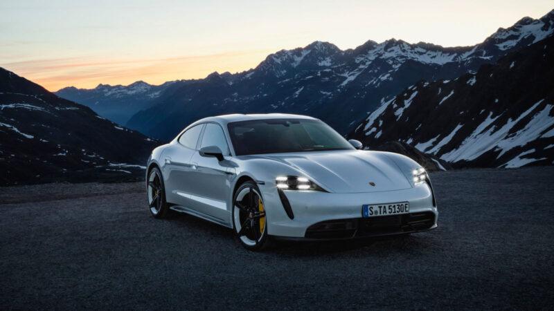 De ce Porsche Taycan Turbo este cea mai ineficientă mașină electrică?