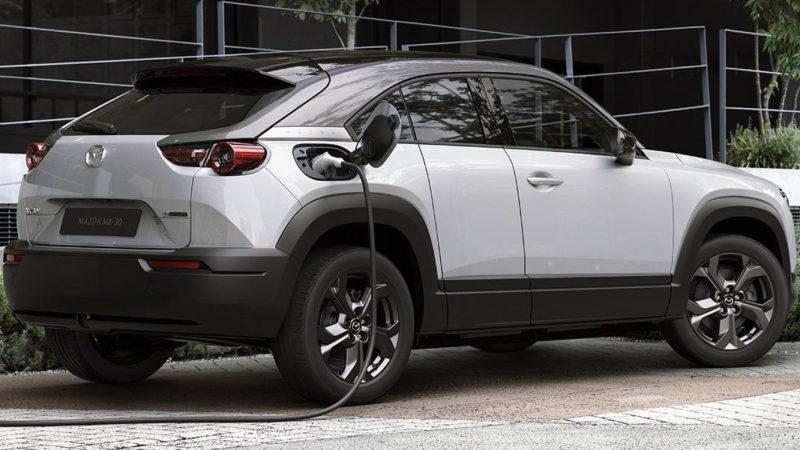 Prima mașină electrică de la Mazda este una bătrânească!