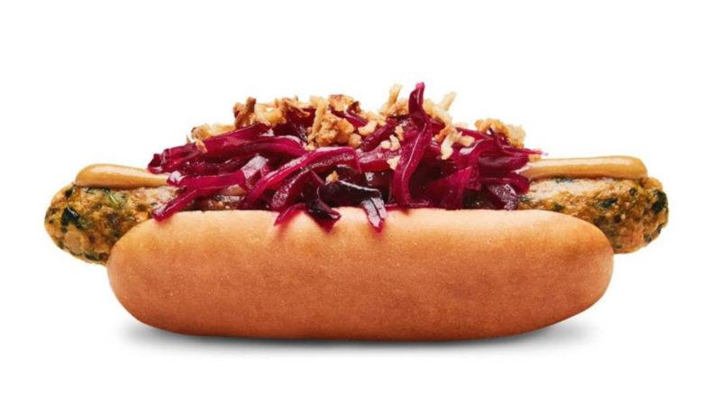 IKEA a lansat în Australia HOT DOG-ul vegan la 1 dolar