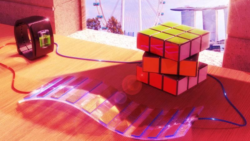 Un dispozitiv asemănător cu panoul solar poate genera energie din întuneric