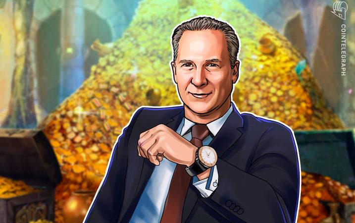 """Peter Schiff: """"M-am înșelat în privința bitcoin-ului"""""""